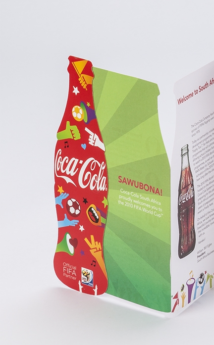 Coca-Cola World Cup Welcome Pack